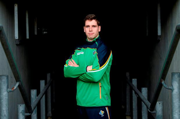 EirGrid Irish International Rules vice-captain, Mayo's Lee Keegan