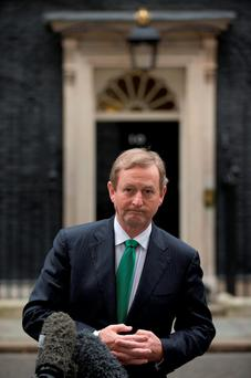 Enda Kenny has no power to repeal the Eighth Amendment