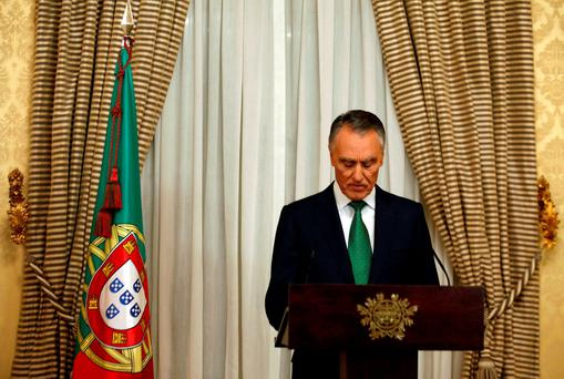 President Anibal Cavaco Silva will meet labour groups and business leaders over the next few days