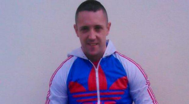 Jason Freyne walked out of his cell
