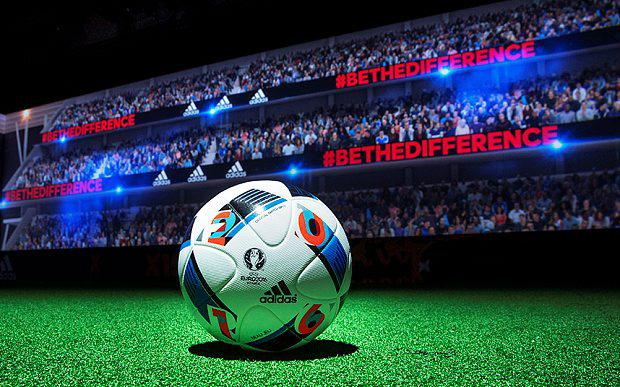 The 'Beau Jeu' ball that will be used in France next year