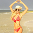 Rosanna Davison on holidays