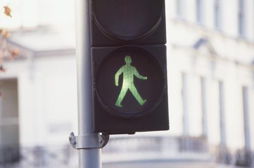 Older people in Ireland don't have enough time to cross the road a new survey has revealed