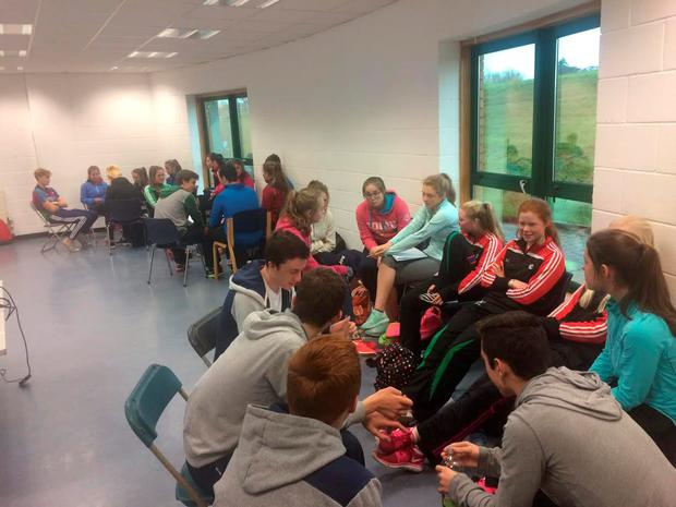 Munster Rugby recently delivered a Rugby Coaching Course to 25 Transition Year students from a selection of Limerick schools taking part in the Limerick Sports Partnership VIP group.