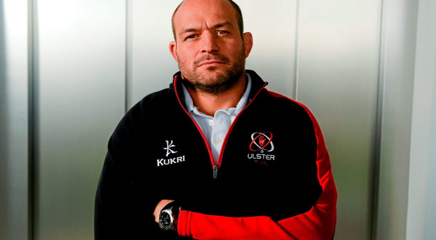 Rory Best: 'It's great to have Les here. When you look at the coaching set-up we have, coaches that have played here and know what Ulster is all about'