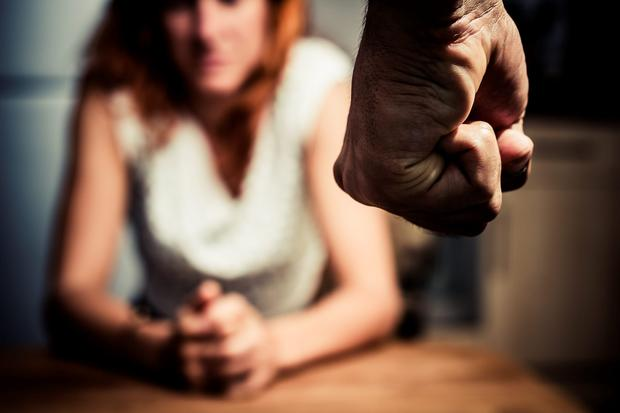 A study revealed that 50pc of men involved in domestic violence had never appeared before a court over their actions.