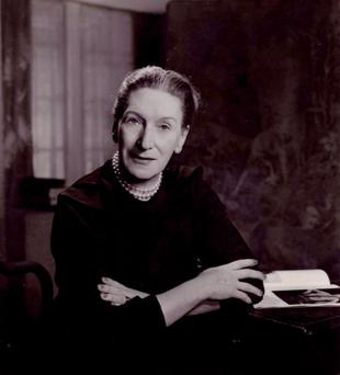 Spy suspect: Elizabeth Bowen divided her time between London and the family estate in Cork.