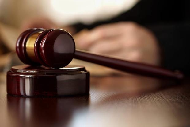 """Sentencing Judge Martin Nolan accepted Doyle was """"under some duress"""" to hold the drugs and the firearm as a result of threats made against him."""