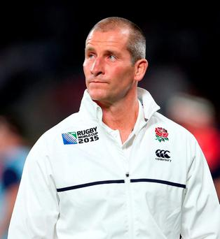 Stuart Lancaster lacked experience at the top level of rugby