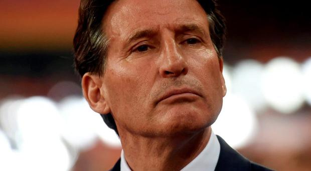 Sebastian Coe is under pressure to act after this week's stunning doping revelations