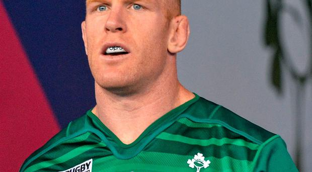 Paul O'Connell said Ireland could not blame their World Cup exit on the unavailability of so many key men against Argentina