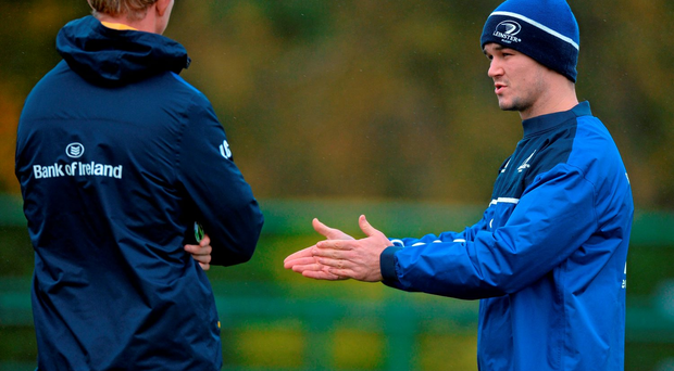Jonathan Sexton returns to European action for Leinster tomorrow in what will be Leo Cullen's first Champions Cup game in charge of the province