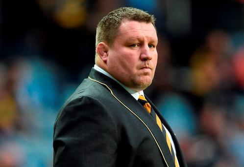 Wasps director of rugby Dai Young. Joe Giddens/PA Wire.