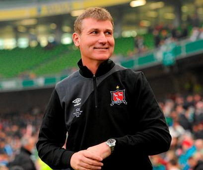 Stephen Kenny's Dundalk didn't just win the league, they smashed a goalscoring record which has stood for 92 years while doing so