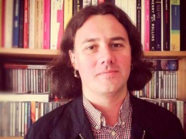 French music journalist Guillaume Decherf, killed in Bataclan