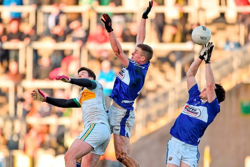 There is the prospect of the 'mark' being brought in to Gaelic Football