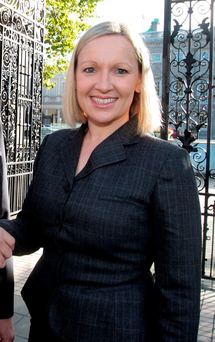 Renua leader Lucinda Creighton's €120 invitation to lunch