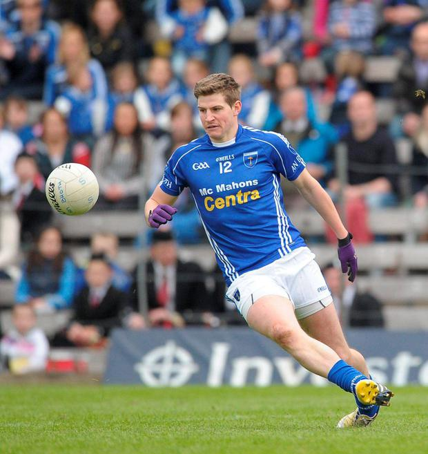 Darren Hughes rocked Trillick with a 2-2 blast as Scotstown reached their first Ulster Club SFC final since 1989