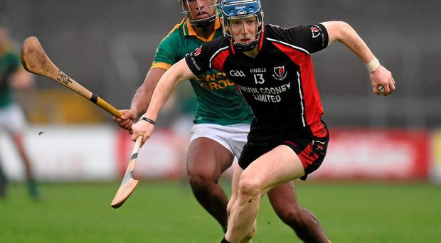 Rory Jacob, Oulart the Ballagh's Rory Jacob in action against Clonkill's Ciaran Crentsil, Clonkill