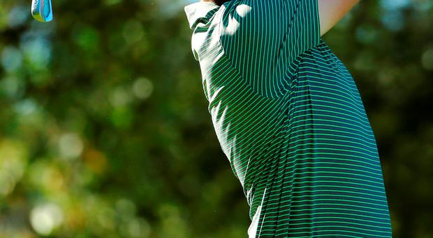 Ruaidhri McGee has imploded at the final qualifying school at Catalunya in Spain