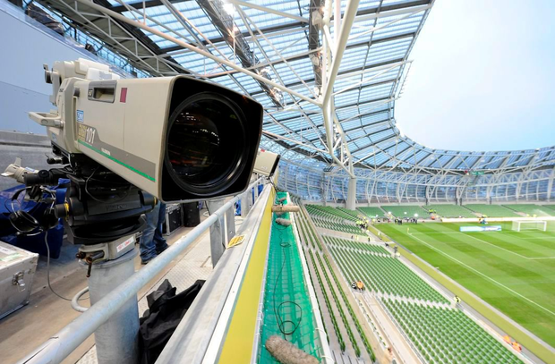 Security at the Aviva Stadium will be ramped up today ahead of the Bosnia and Herzegovina match