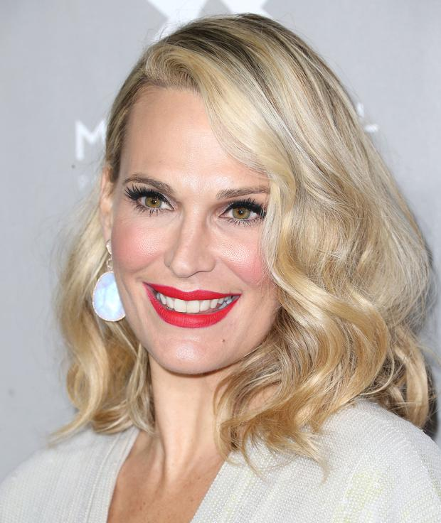CULVER CITY, CA - NOVEMBER 14: Actress Molly Sims attends the 2015 Baby2Baby Gala at 3LABS on November 14, 2015 in Culver City, California. (Photo by Frederick M. Brown/Getty Images)