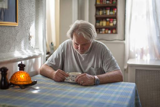 Loneliness triples in middle age according to research