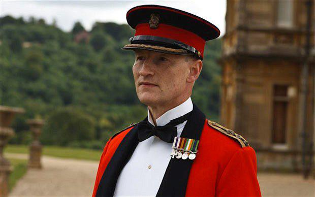 Downton Abbey's historical advisor Alastair Bruce
