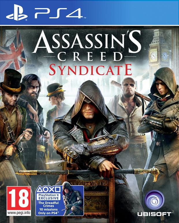 Assassin's Creed Syndicate - Available on PS4, Xbox One and PC