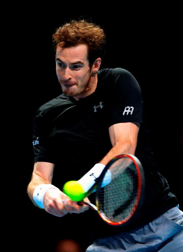 Andy Murray desperately wants to add the Davis Cup to his two grand slam titles and Olympic gold medal