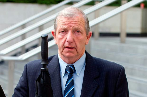Ex-soldier Jimmy Devaney was jailed for eight years