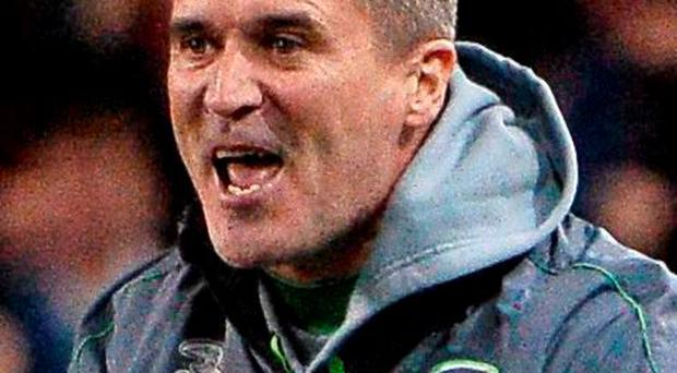 Roy Keane: 'We hung in there with disappointments along the way, including Scotland. Players showed great fighting spirit'