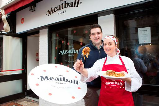 Ireland's first meatball restaurant opens its doors in Cork