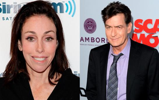 Heidi Fleiss and Charlie Sheen