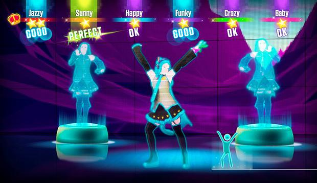 Just Dance 2016 - The phone app allows for up to six players to join in.