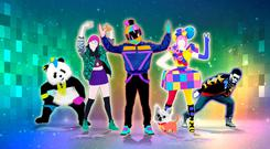 Just Dance 2016 - Yes, there is a panda dancer!