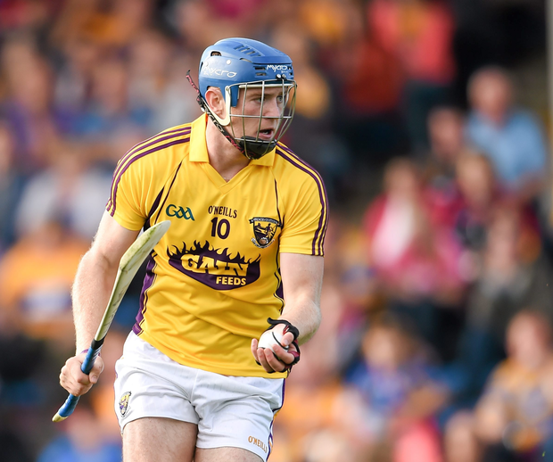 Wexford's Jack Guiney