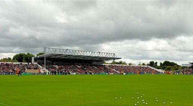 Next year's provincial championship quarter-final, between Dublin and Laois/Wicklow, in Nowlan Park, Kilkenny