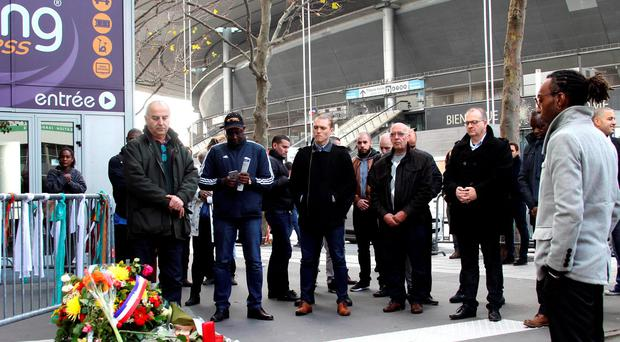 As sports fans stand for a minute of silence outside the Stade de France stadium in the wake of the Paris terror attacks we all need to use words like catastrophe carefully