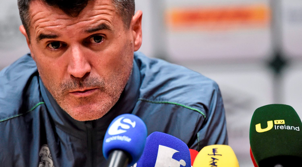 Roy Keane: 'Whatever we're short in terms of quality and maybe options, we make up for it with work rate, desire, hunger'