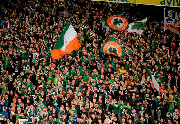 Fans hoping to travel to the tournament have been advised to start saving now