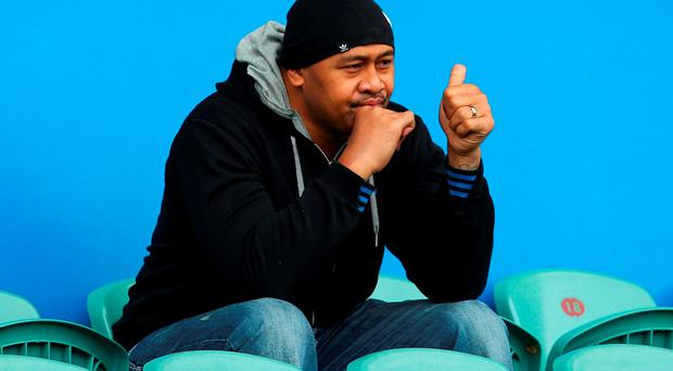 All Blacks legend Jonah Lomu has passed away aged 40. Photo: Getty Images