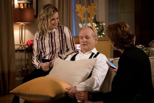 A Very Murray Christmas arrives on Netflix on December 4