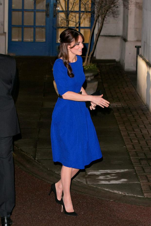 Catherine, Duchess of Cambridge attends the Fostering Network's Fostering Excellence Awards at BMA House on November 17, 2015 in London, England. (Photo by John Phillips/Getty Images)