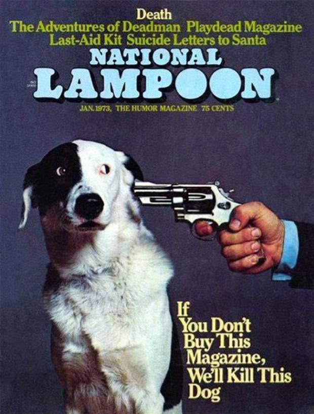 National Lampoon poster