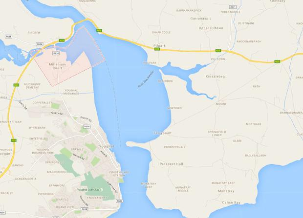 Millennium Court Industrial estate, Foxhole, Youghal in county Cork