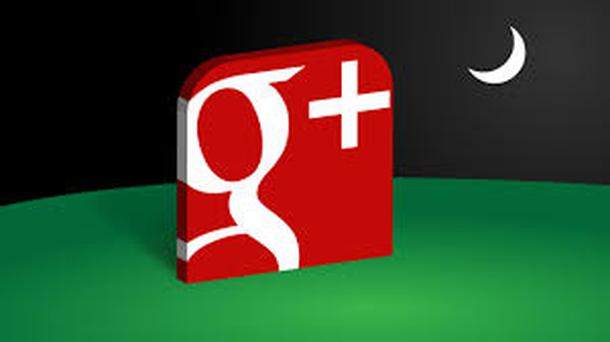 Google + launched in 2011 but has never been a hit with users Credit: Google