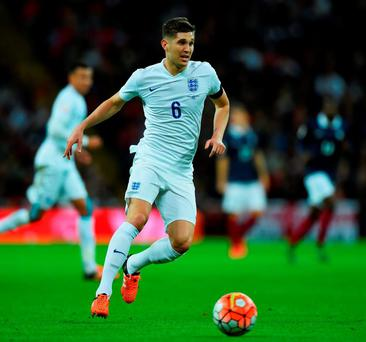 Barcelona have joined Manchester United and Chelsea in the hunt for England international, John Stones