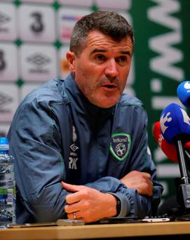 Republic of Ireland assistant manager Roy Keane offers to help out-of-work League of Ireland players