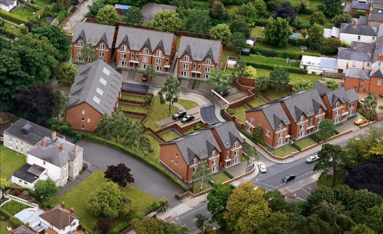 """Norabrook"" has planning permission for 18 large homes"
